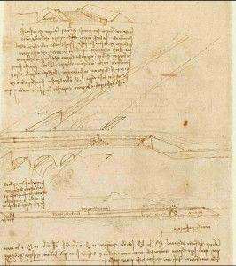 puente canal Leornado Da Vinci