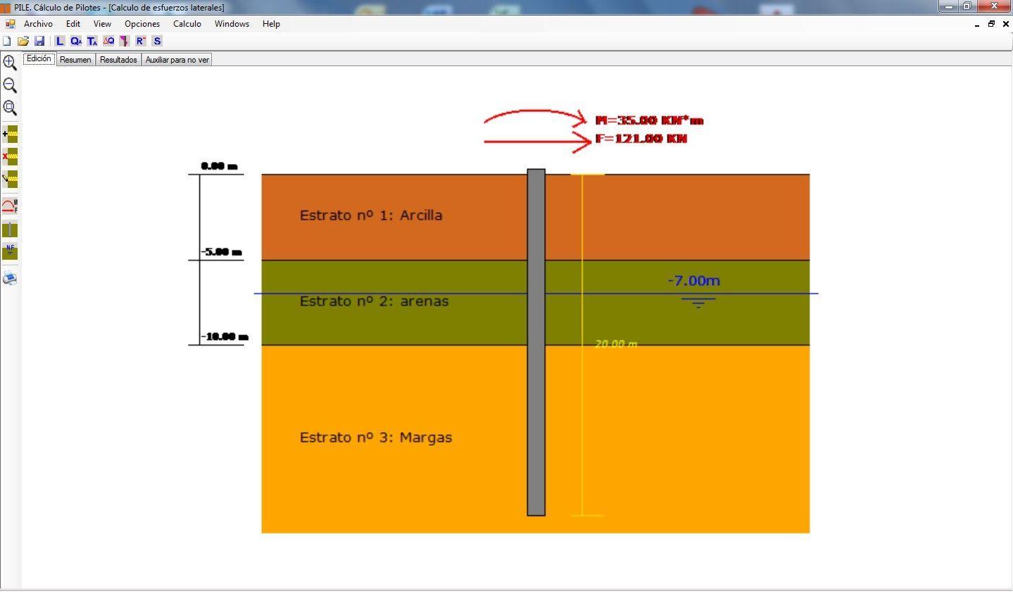 Cursos Cálculo de Estructuras - Estructurando