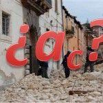 ¿Qué relación existe entre la aceleración de cálculo del sismo y la escala sismológica de Richter y la de Mercalli?
