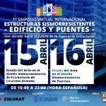 Simposio Virtual Internacional Estructuras Sismorresistentes. Sorteamos 3 entradas!!