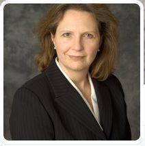 Diane Hartley actualmente (foto de su perfil de Twitter)