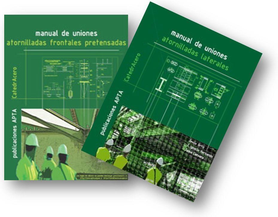 Manuales y hojas Excel para el cálculo de uniones atornilladas