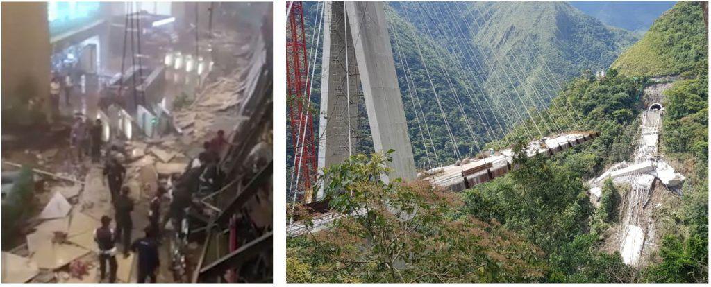 Un Lunes Negro Para La Ingeniería Estructural Colapso Del Puente