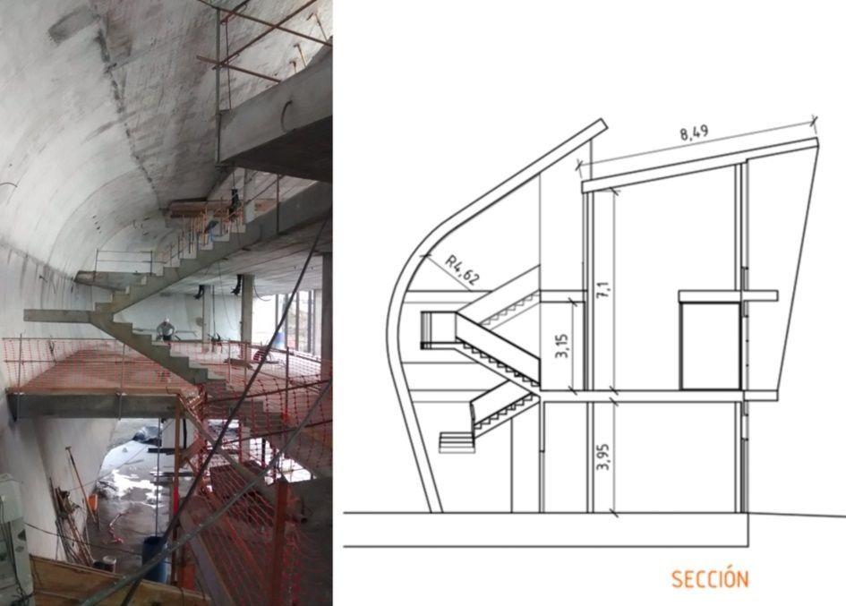 Elesdopa un nuevo sistema estructural que te sorprender for Viveros en granada