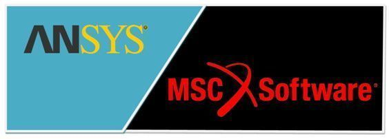 ANSYS vs MSC SOFTWARE