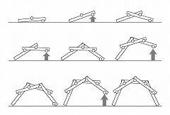 Proceso constructivo puente autoportante