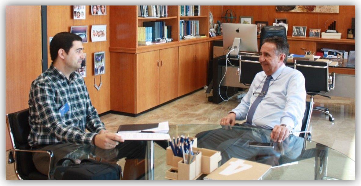 Jose Luis Manzanares Japon y Jose Antonio Agudelo Zapata