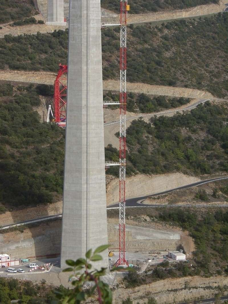 Pila Viaducto Millau